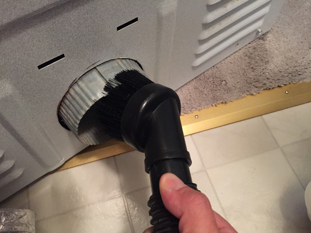 How to Clean Dryer Ducts Yourself - The DIY Handy Mom